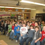 Ocean City Intermediate School 5th grade students.