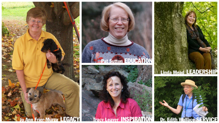 Introducing the 2013 Women & Wildlife Honorees.