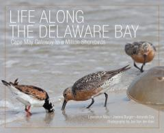 "Image of Cover of the ""Life Along the Delaware Bay"" book."