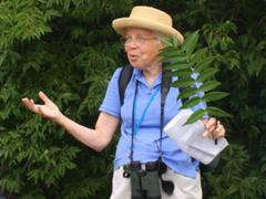 Image of Edith has devoted her life to inspiring people, young and old, to make the wild places of New Jersey part of their everyday experiences.