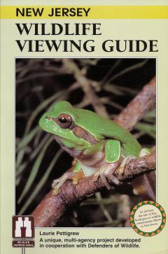 Image of NJ Wildlife Viewing Guide 1998