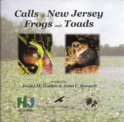 Image of Calls of Frogs & Toads CD