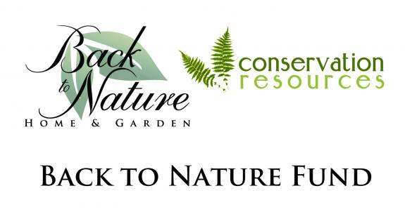 Image of Back to Nature Fund Logo