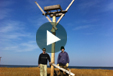Multimedia of Osprey Platform Install: Follow along while Ben Wurst, Habitat Program Manager for Conserve Wildlife Foundation of NJ and two of his friends volunteer to help install an osprey platform off Long Beach Island on Barnegat Bay in 2010. Support our efforts to protect wildlife, make a donation today!