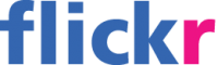 Image of Flickr logo